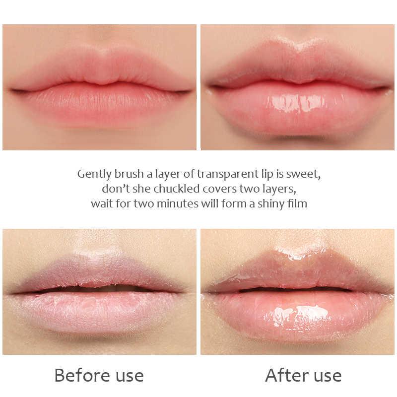 Instant Volumising Lip Plumper Moisturizing Enhancement Lip Repairing ลด Lip Fine เส้นกระจ่างใส LIP COLOR Lip Plumper น้ำมัน