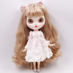 Image 3 - 氷dbs工場ブライス人形共同体に販売1/6 bjdネオアゾンアニメおもちゃカスタム彫刻唇