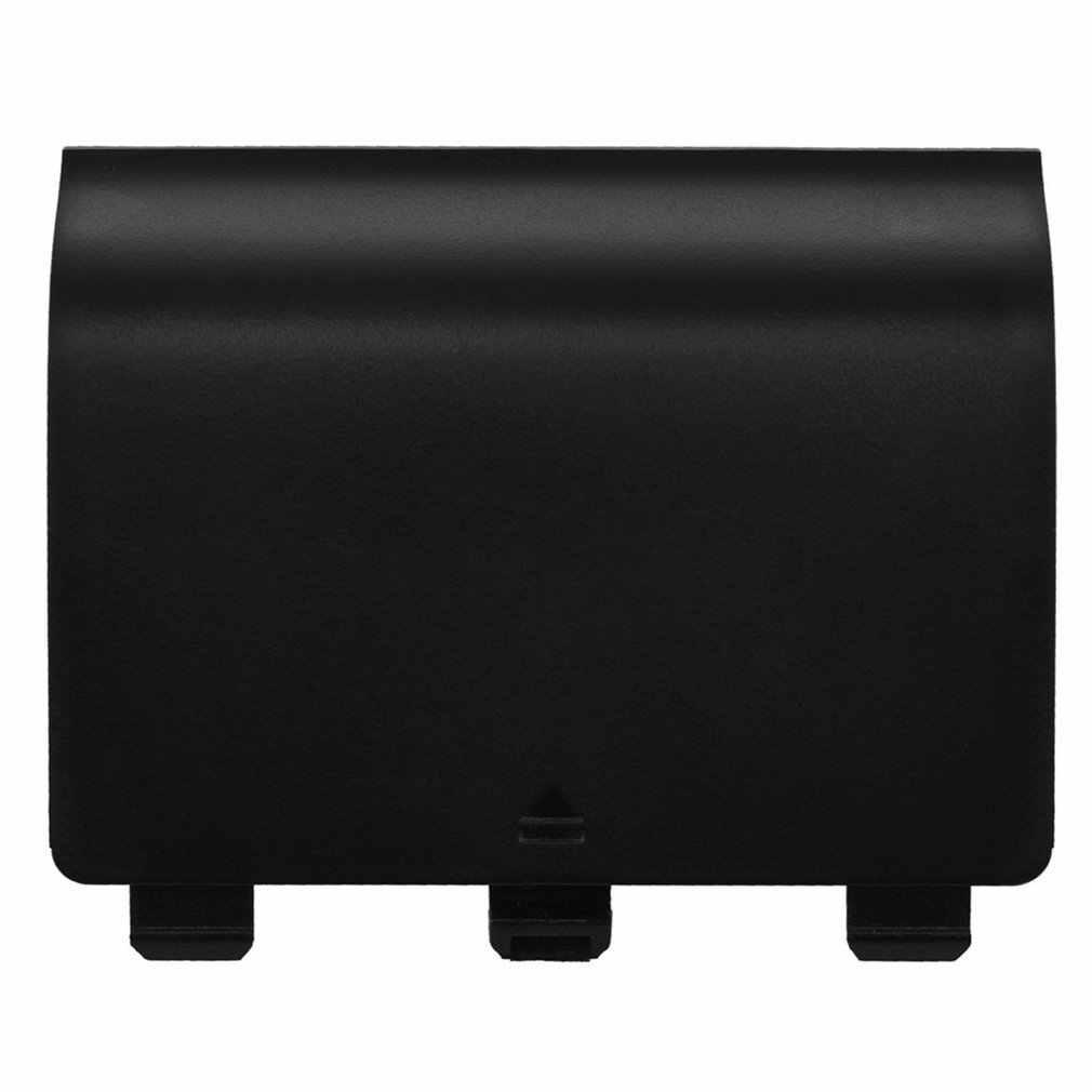 Coque de boîtier de batterie pour XBOX ONE contrôleur sans fil interrupteur Rechargeable couvercle de batterie accessoires de remplacement