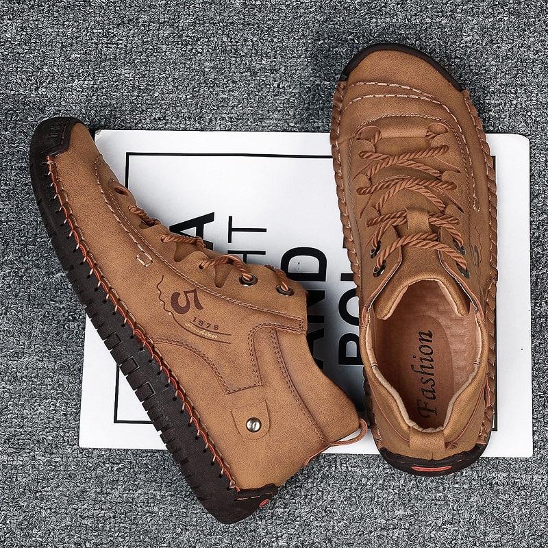 Light Running Shoes Comfortable Casual Men's Sneaker Breathable Non-slip Wear-resistant Outdoor Walking Men Sport Shoes