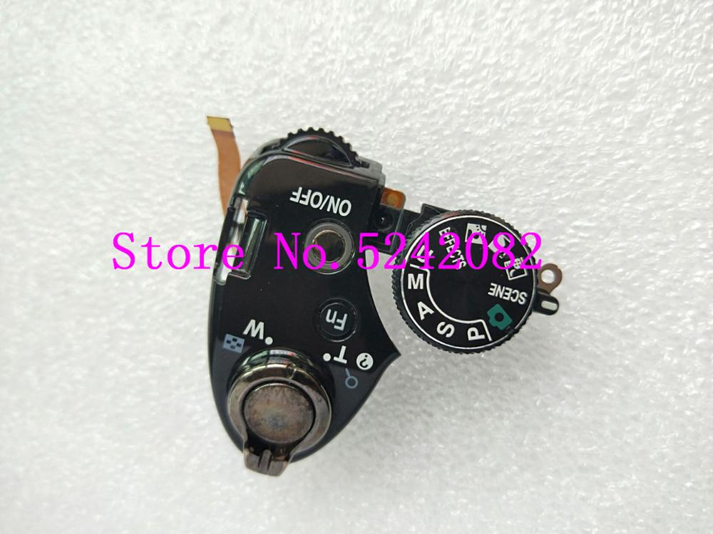 90%new Digital Camera Repair And Replacement Parts P510 Top Mode Dial Power Switch Shutter Button Group For Nikon