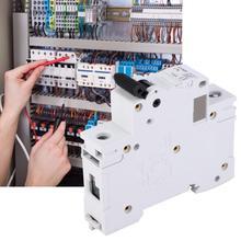 1P+ N WiFi умный выключатель с защитой от перегрузки и короткого замыкания AC mcb GYM9230/400 В 50 Гц/60 Гц 16A 25A 32A