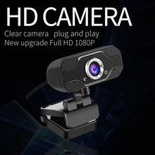 Веб камера с микрофоном 360 ° usb 1080p