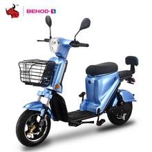 BENOD électrique moto Scooter moteur électrique Scooter motard électrique haute vitesse haute Endurance Lithium batterie moteur cyclomoteur *