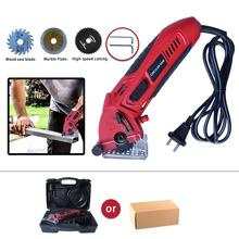 Circular-Saw Power-Tool Cutting Multifunctional Metal Mini with 3-Blades for Soft DIY
