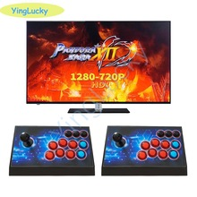 Game-Console Joystick-Controller Retro Arcade Zero Delay Pandora Saga-Box 4-Players New