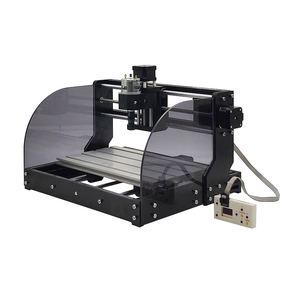 Image 2 - CNC 3018 PRO BM Laser Engraver Wood Router Machine + Offline Controller GRBL ER11 DIY Engraving Machine for Wood PCB PVC Engrave