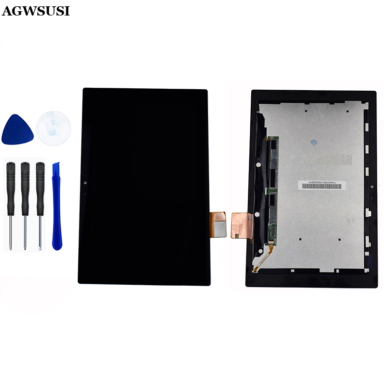 For <font><b>Sony</b></font> Xperia Tablet Z SGP321 SGP341 LCD Display Touch Screen Panel Assembly for <font><b>Sony</b></font> <font><b>SGP311</b></font> SGP312 LCD Replacement image