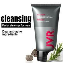 Facial-Cleanser JVR Blackhead-Remover Foam Face-Wash Volcanic Shrink-Pores Moisturizing