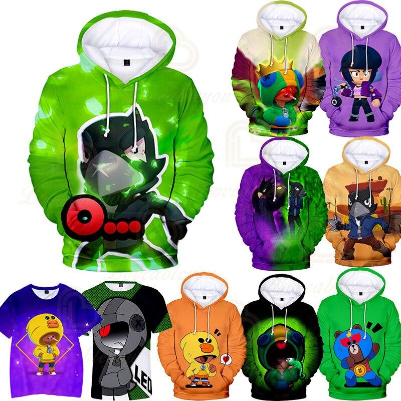 Shooting Game 3D Printed Hoodies Boys Girls Long Sleeve Kids Hoodie Sweatshirt Fashion Harajuku Jacket Coat Hip Hop Kids Clothes