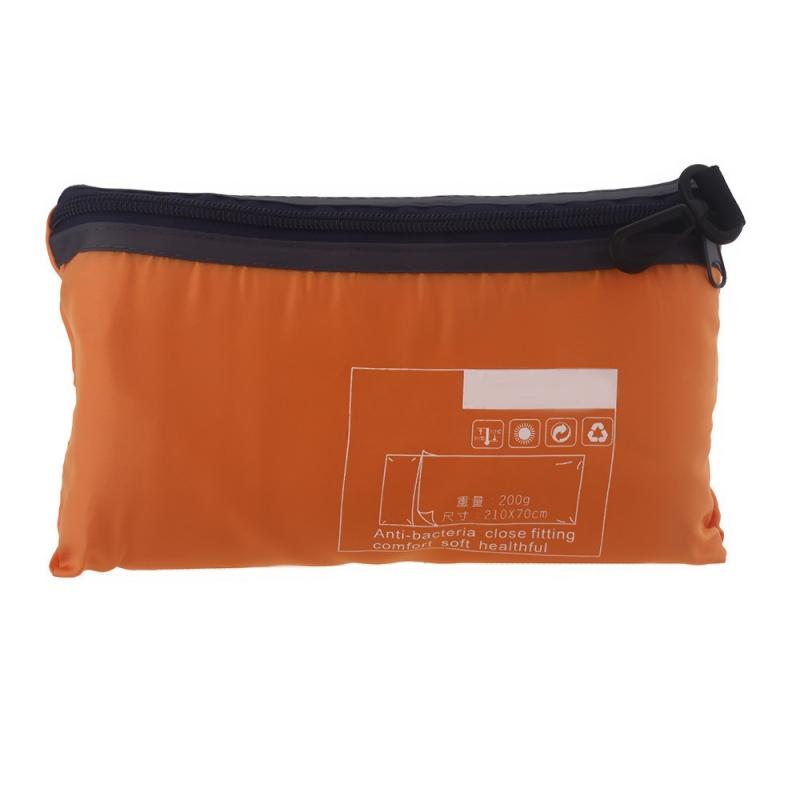 Outdoor Ultralight Sleeping Bag Portable Travel Single Sleeping Bags Liner For Adults Camping Hiking Emergency Sleeping Bag