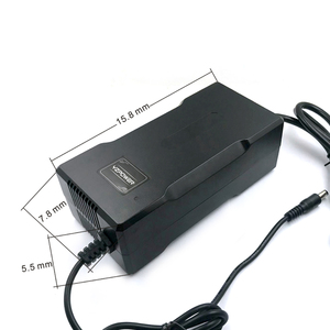 "Image 2 - היאנגצה 42V 5A סוללה מטען עבור 36V 10S ליתיום סוללה עבור M365 חשמלי אופניים כוח חשמלי כלי עם CE FCC הרא""ש"