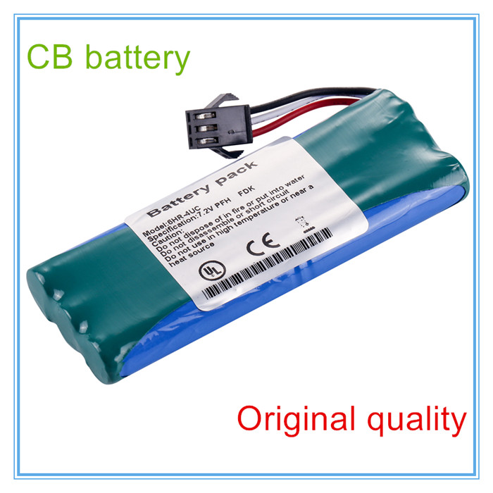 ECG Battery Replacement For Toitu FD 390 6HR 4UC Battery | Replacement For FD 390 6HR 4UC Fetus voice Meter Batter|Battery Packs|Consumer Electronics - title=