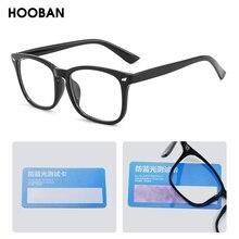 Blocking-Glasses Computer-Protective-Eyeglass Blue Light Real-Anti Square Women Fashion