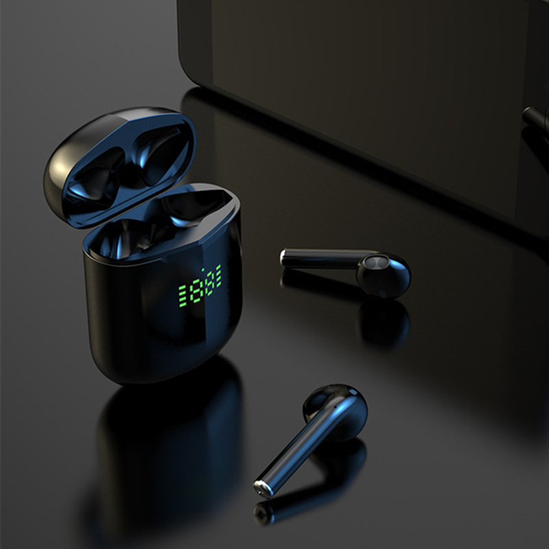 Wireless Headphones Led HiFi  6