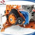 3 Speed Transmission Getriebe Set für GTB Racing Hpi ROFUN ROVAN KM Baja 5B/5 T/5SC RC AUTO TEILE