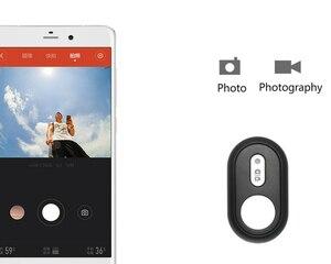 Image 2 - บลูทูธรีโมทคอนโทรลสำหรับกล้อง Xiaomi YI อุปกรณ์เสริมกล้องกีฬาบลูทูธชัตเตอร์สำหรับกล้อง Xiaomi Yi