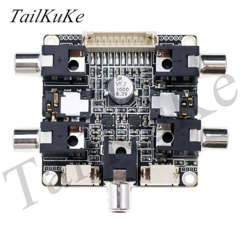 ADAU1701 2.1 Audio Digital Processor DSP Front-level Board Tone Board Volume Control Board