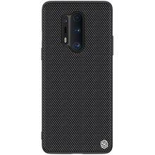 Dla oneplus 8 pro skrzynki pokrywa NILLKIN teksturowany wzór matowa twarda miękka tylna obudowa telefon komórkowy czarna powłoka dla oneplus 8 pro