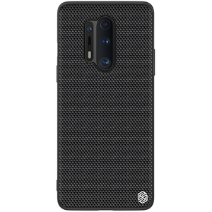 Image 1 - for oneplus 8 pro Case Cover NILLKIN textured pattern matte hard soft back cover Mobile phone black shell for oneplus 8 pro