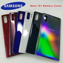 Samsung Galaxy Note 10 Abdeckung 3D Glas Zurück Batterie Abdeckung Tür Hinten Gehäuse Abdeckung Fall Ersatz Für Samsung Galaxy Note10
