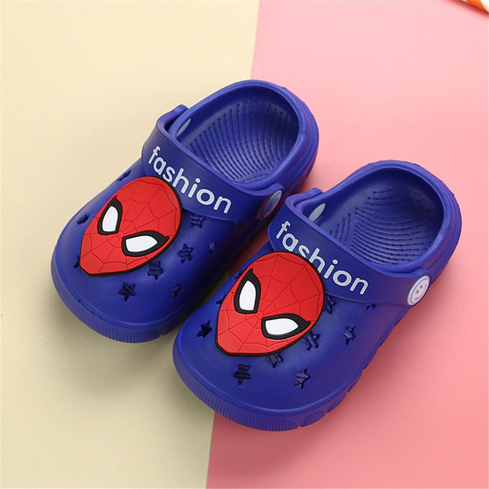 PICK NEW EVA kids girl boy water sandal shoe clog ANGRY BIRD design