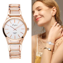 цена на LVPAI Simple Fashionable Luxury Diamond Ladies Elegant Quartz Unique Alloy Wire Strap Watch  L0830