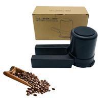 Máquina de café manual moedor café com filtro máquina de café triturador para uso doméstico|Moedor de café manual| |  -