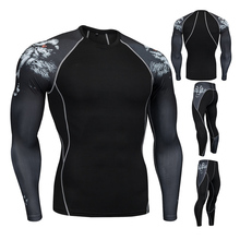Thermal underwear mens warm clothing tights winter long compression quick-drying sweatpants