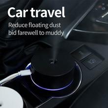 Mini humidificateur d'air pour voiture, 300ml, USB, silencieux, pour bureau et voiture, hydratant, fin, grande capacité, en STOCK