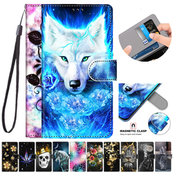 На Алиэкспресс купить чехол для смартфона cover coque for alcatel 1 3 3l 3x 2018 cartoon leather flip stand fundas case for alcatel 1 1s 2019 phone cover cases shell etui