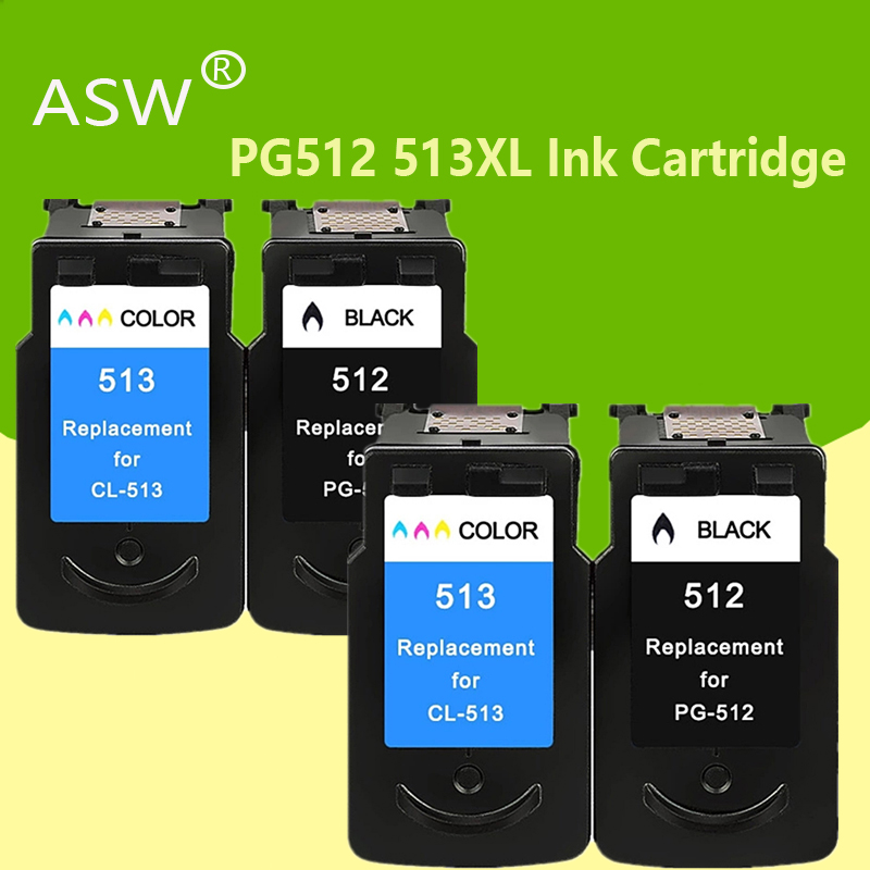 Compatible PG512 CL513 for Canon pg 512 cl 513 ink cartridge for Pixma MP230 MP250 MP240 MP270 MP480 MX350 IP2700 printer pg-512 image