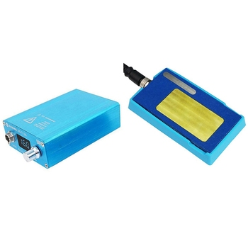 US Plug,T12A-Andriod+T12A Host Face Repair + Soldering Kit Kit Motherboard Repair Tool Motherboard Layered Repair Heater