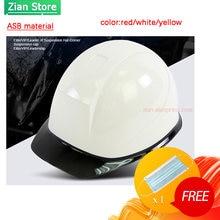 Защитный шлем для работы abs Инженерная Защитная крышка регулируемая