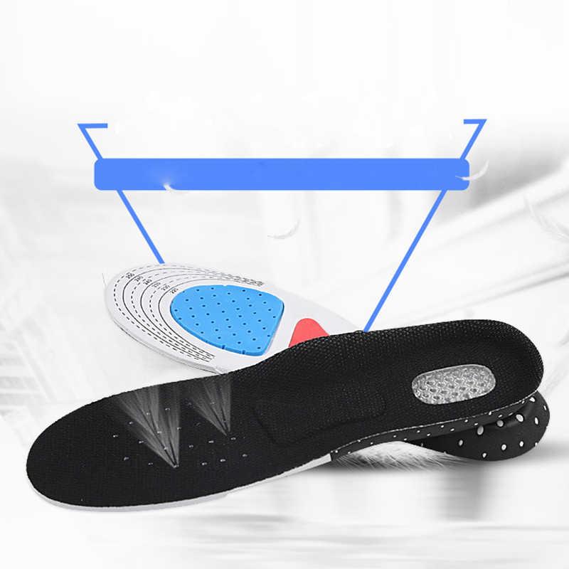 2020 nowy Unisex obuwie sportowe Pad do biegania wkładki żelowe do obuwia, wkładka, poduszka, miękka wkładka akcesoria do butów narzędzia do pielęgnacji stóp