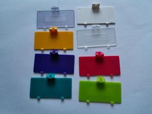 Image 4 - FZQWEG 10 Stück Für Gameboy Tasche Batterie Abdeckung Batterie Tür Ersatz Für GBP Batterie abdeckung