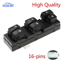 YAOPEI Front left driver side window electric switch For Hyundai Elantra HD 2007 2010 93570 2H110 935702H110