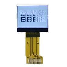 1 zoll 12864 LCD bildschirm sensor schwarz und weiß display COG dot matrix bildschirm