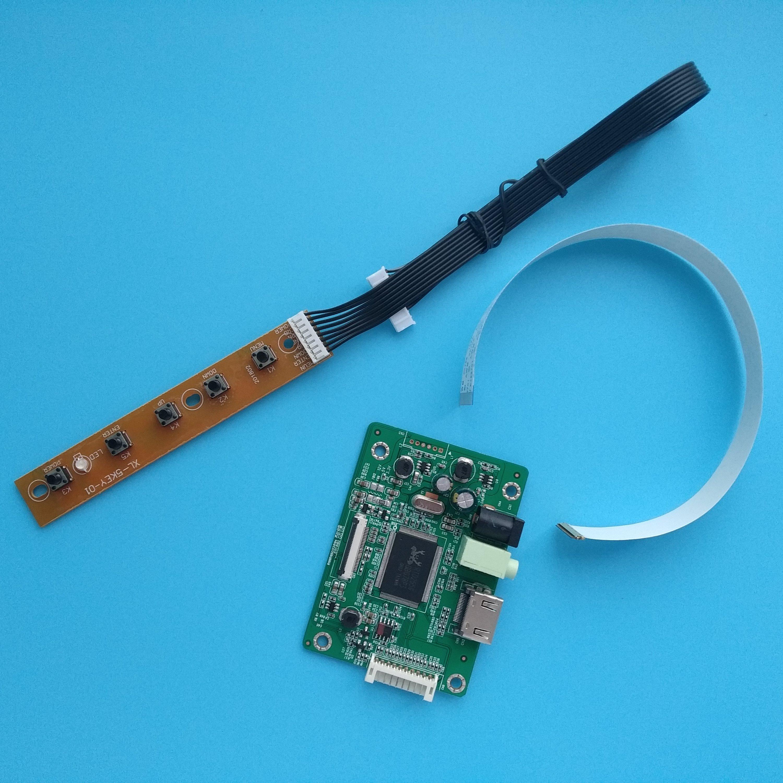 For N156BGE-E31 LCD Screen Driver Controller Board HDMI+DVI+VGA M.NT68676.2