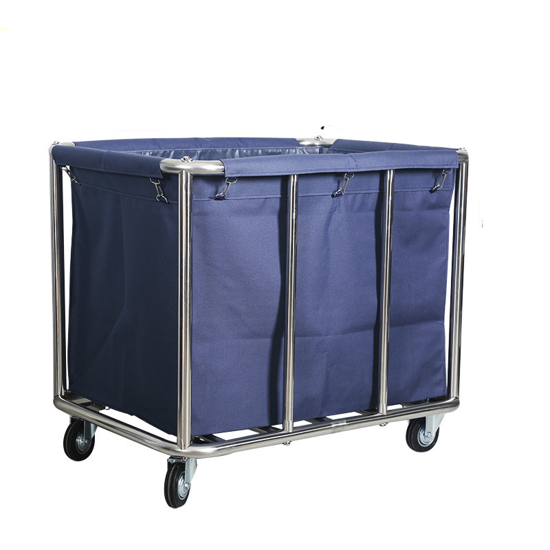 Room Linen Car Bag Hotel Hotel Thickening Service Trolley Collection Car Room Car Cloth Bag