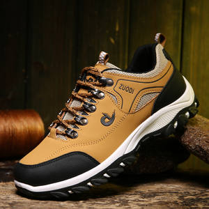 Hiking Shoes Sneakers Men Outdoor Hunting Casual Wear-Resisting