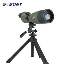 SVBONY luneta 25-75 #215 70 prosty teleskop wodoodporny pryzmat BAK4 do strzelania z łuku na zewnątrz profesjonalny tanie tanio CN (pochodzenie) SV17 25x-75x 70mm 15mm 380mm Porro 64-43 ft 1000 YDS Fold Down Rubber Metal 16-14mm