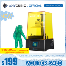 UV Resin Printers Lcd-Screen Anycubic Photon Monochrome Fast-Printing with 6inch 2K