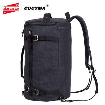 CUCYMA Motorcycle Bag Outdoor Hiking Backpack Tail Saddle Bags Motorcycle Rear Package Helmet Bag New Shoulder Bag Saddle Bag