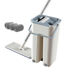 Squeeze Mop Wiper-Tools Bucket-Wonderlife Lazy-Wipe Lightning-Offers Store-Cleaning Washing-Floor