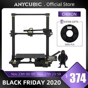 Image 1 - ANYCUBIC Chiron stampante 3D TFT fai da te autolivellante stampanti 3D impresora estrusore doppio asse Z Impressora Kit di stampa 3D Drucker