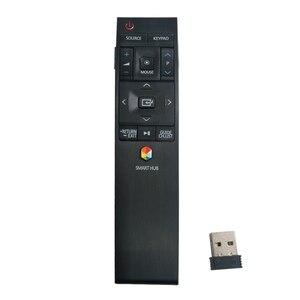 Image 1 - חם החלפת חכם שלט רחוק עבור SAMSUNG טלוויזיה חכמה BN59 01220E BN5901220E RMCTPJ1AP2