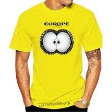 Europe Last Look At Eden Rock Band Legend Men'S White T-Shirt Size S To 3Xl M Xl 2Xl 8Xl Tee Shirt