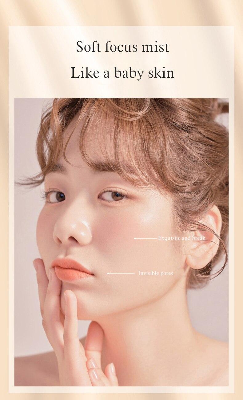 duração natural clarear a pele macio puff face cosméticos