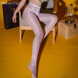 Oncecrazy, сексуальное женское белье, эротическое белье, прозрачные сексуальные чулки, масло, яркое, открытая промежность, сексуальные, для взро...